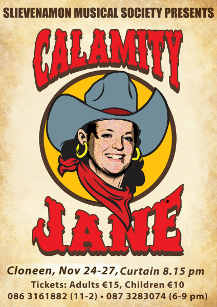 Calamity Jane Poster