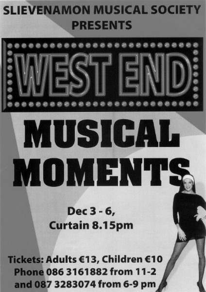 West End Musical Moments 2009